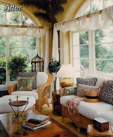 An african retreat french interior design for African interior decoration